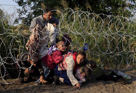 Έκθεση `χαστούκι` για την Ουγγαρία: Βάρβαροι ξυλοδαρμοί μεταναστών στα σύνορα