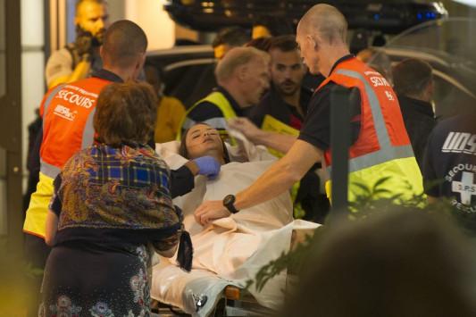Γαλλία: Χάος στα νοσοκομεία της Νίκαιας – Σε κρίσιμη κατάσταση πολλά παιδιά
