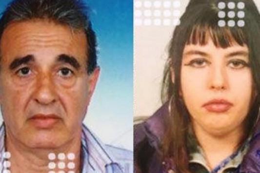 Ηλεία: Άφαντοι για όγδοη ημέρα πατέρας και κόρη – Ξεκινούν έρευνες και από αέρος οι αρχές