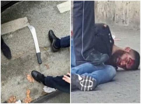 Νέο σοκ στη Γερμανία! 21χρονος σκότωσε με ματσέτα μια γυναίκα και τραυμάτισε άλλους δύο! Ήταν... γνωστός στην αστυνομία