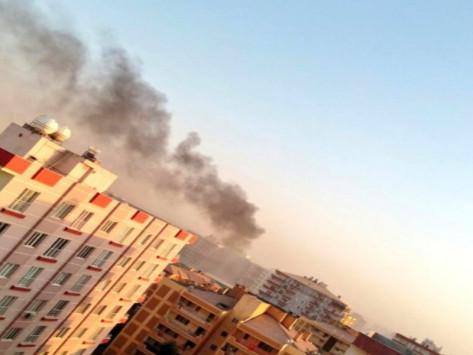 Πανικός στην Τουρκία! Ισχυρή έκρηξη σε νοσοκομείο - Τουλάχιστον 50 τραυματίες