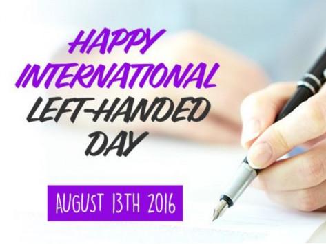 Παγκόσμια Ημέρα Αριστερόχειρων σήμερα! Δείτε μερικά απίστευτα στοιχεία