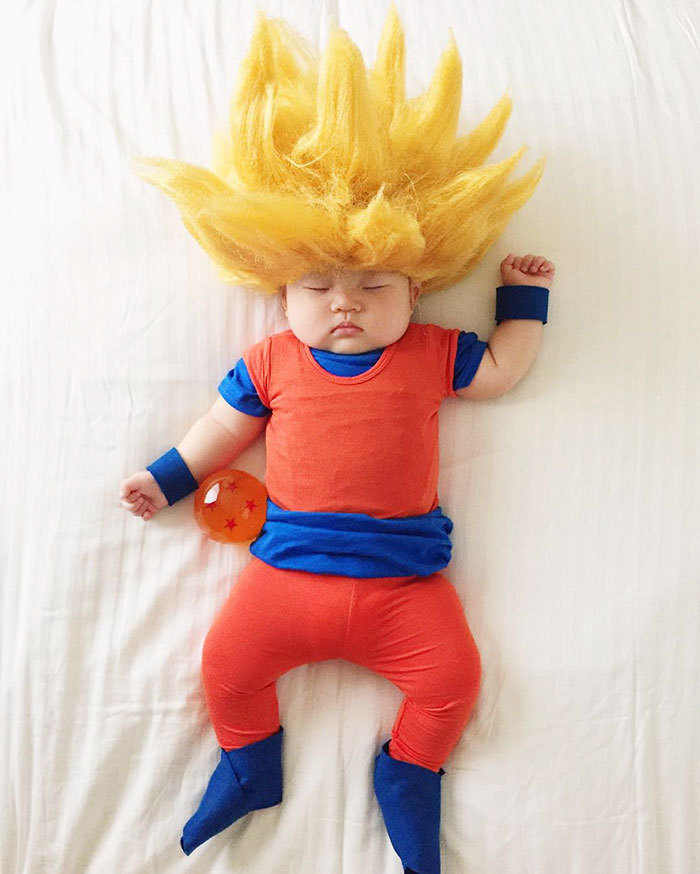 #2 Goku From 'Dragon Ball Z'