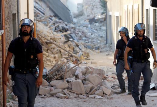 Νέος σεισμός στην Ιταλία – Έντονη η ανησυχία των κατοίκων
