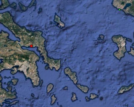 Σεισμός στη Χαλκίδα - Έγινε αισθητός και στην Αθήνα