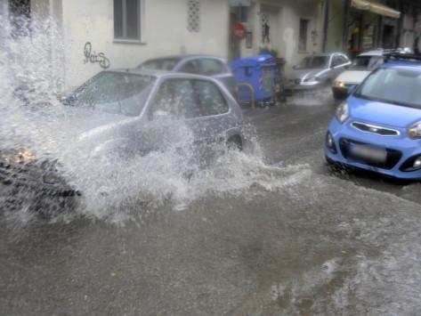 Καιρός: Βροχές και καταιγίδες την Πέμπτη - Αναλυτική πρόγνωση
