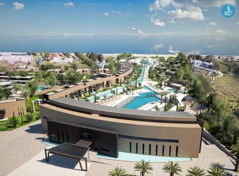Ρόδος: Αυτό είναι το πρώτο ξενοδοχείο 6 αστέρων της χώρας - Σε εξέλιξη τα έργα [vid]