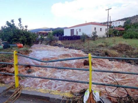 Λακωνία: Η επόμενη μέρα της καταστροφής - Άνοιξαν οι δρόμοι στα χωριά που παρέμεναν αποκλεισμένα!