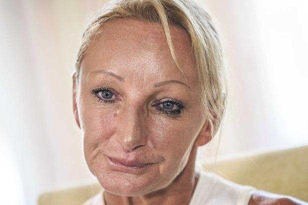 Η μητέρα του Μπεν, Κέρι Νίνταμ - Φωτογραφία Daily Mirror