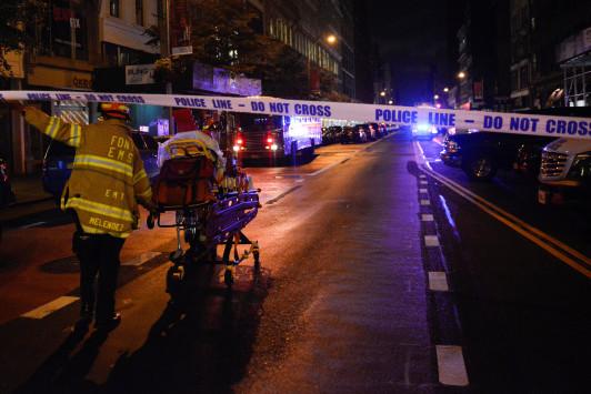 Σοκ στη Νέα Υόρκη! Έκρηξη με 29 τραυματίες μια μέρα πριν φτάσουν στην πόλη οι ηγέτες όλου του κόσμου