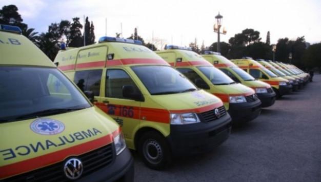 Αποτέλεσμα εικόνας για Ασθενοφόρο κέντρο Αθήνας