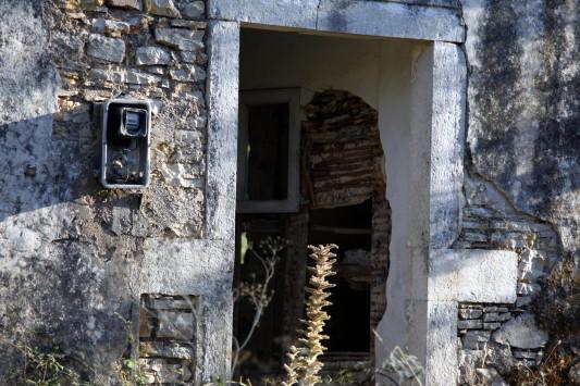Τύρναβος: Ο διαρρήκτης κατέληξε στο νοσοκομείο