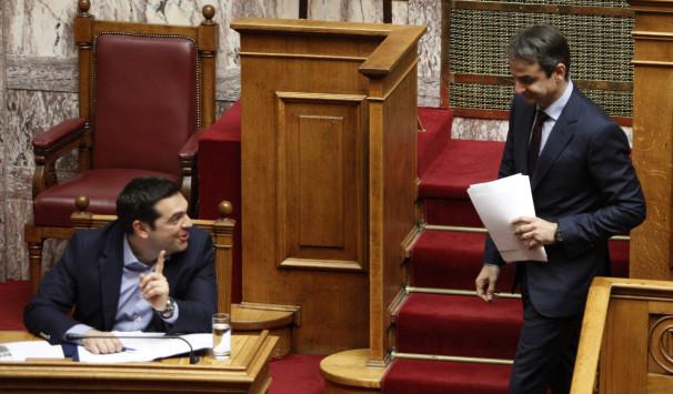 Δημοσκοπήσεις για... όλα τα γούστα! Μπροστά η ΝΔ σε έρευνα της Opinion Poll, νίκη ΣΥΡΙΖΑ σε εκείνη της Bridging Europe