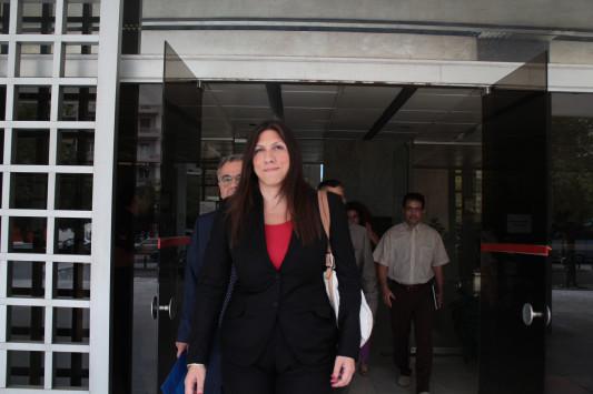 Σφοδρή επίθεση Κωνσταντοπούλου στον Α. Τσίπρα