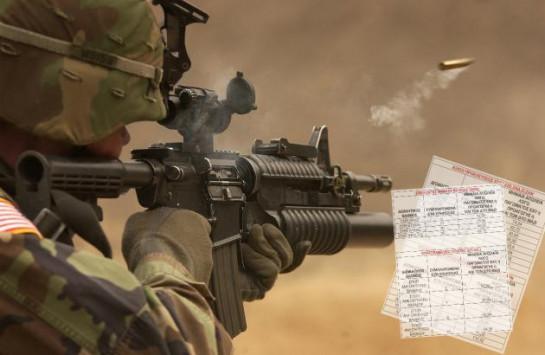 Πάγωσαν οι μισθολογικές προαγωγές στα ειδικά μισθολόγια! Πόσα χάνουν τα στελέχη Ενόπλων Δυνάμεων και Σωμάτων Ασφαλείας - ΠΙΝΑΚΕΣ