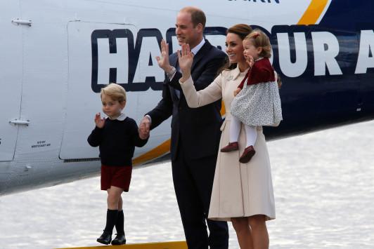 Πρίγκιπας... πιλότος: `Εγώ θα μας πετάξω στην Αγγλία`