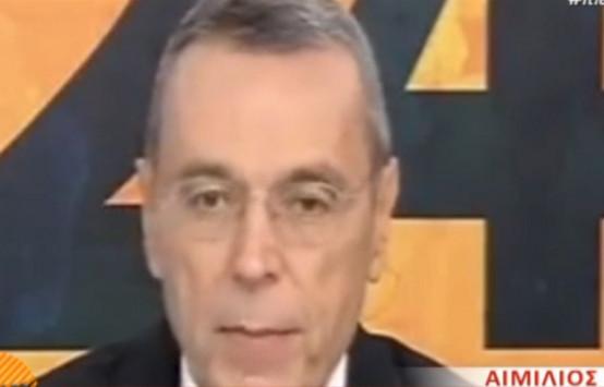 Ο Αιμίλιος Λιάτσος μίλησε στους τηλεθεατές για το σοβαρό πρόβλημα υγείας