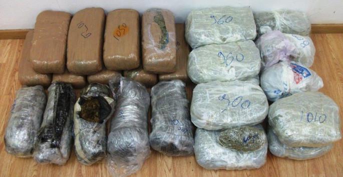 `Λαβράκια` σε Αθήνα και Καλλιθέα! Συλλήψεις για 17 κιλά κάνναβης