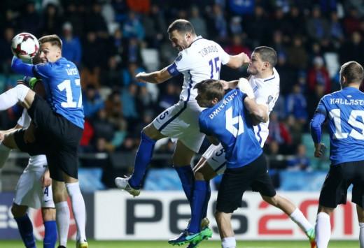 Εσθονία – Ελλάδα 0-2 LIVE Ο Σταφυλίδης δικαίωσε τον Σκίμπε!