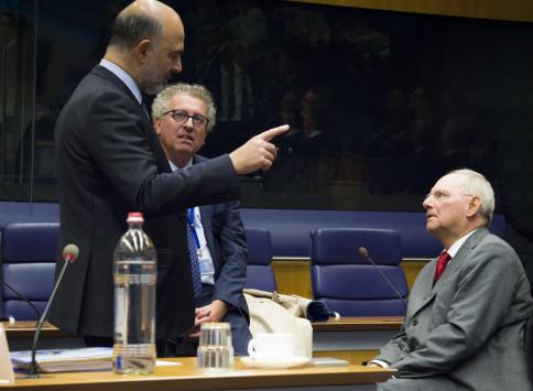 Ξαφνική εμπλοκή στο Eurogroup! O Σόιμπλε δεν επέτρεψε να εκταμιευτεί ολόκληρη η δόση - Η Ελλάδα θα λάβει μόλις 1,1 δισ. ευρώ
