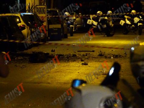 Θρίλερ με την έκρηξη στην Ιπποκράτους - Σοβαρές καταγγελίες ότι η βόμβα είχε στόχο την Εισαγγελέα Τσατάνη - Ο δράστης έδωσε μόνο διεύθυνση