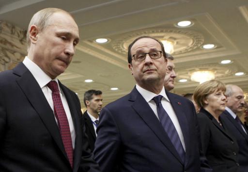 Ολάντ: Ο διάλογος με τον Πούτιν για τη δραχμή