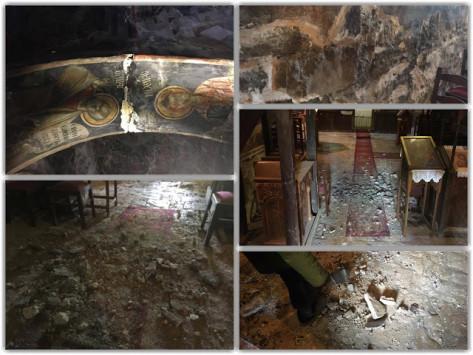 Σεισμός στα Γιάννενα: Κατολισθήσεις και ζημιές! Μπαράζ μετασεισμών και φόβοι πως τα 5,3 Ρίχτερ δεν ήταν ο κύριος σεισμός!