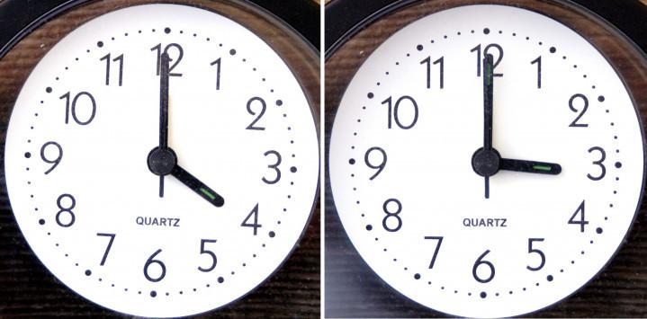 Αλλαγή ώρας 2016: Μια ώρα πίσω τα ρολόγια