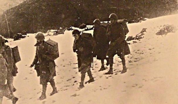 28η Οκτωβρίου 1940: Ο Ελληνο-ιταλικός πόλεμος μέσα απο φωτογραφίες - Ντοκουμέντο