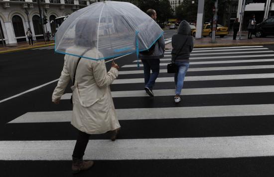 Καιρός: Που θα έχει βροχές και καταιγίδες την Παρασκευή