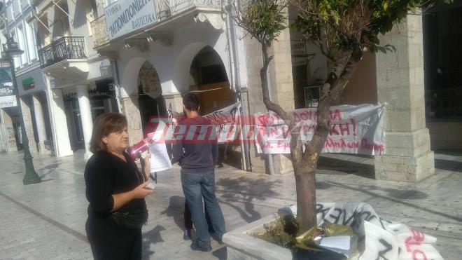 """Ανοιχτά καταστήματα: """"Ποτέ την Κυριακή"""" φώναξαν οι εμποροϋπάλληλοι στην Πάτρα"""