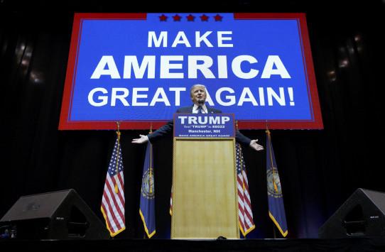 Ντόναλντ Τραμπ: Έκανε τις εκλογές ριάλιτι και μπαίνει στον Λευκό Οίκο!