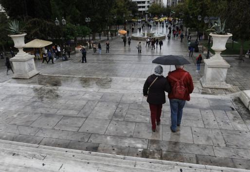 Καιρός: Η πρόγνωση για την Τετάρτη - Πού θα βρέχει