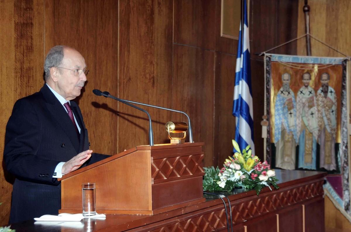 Ο Κωστής Στεφανόπουλος / Φωτογραφία αρχείου: Eurokinissi