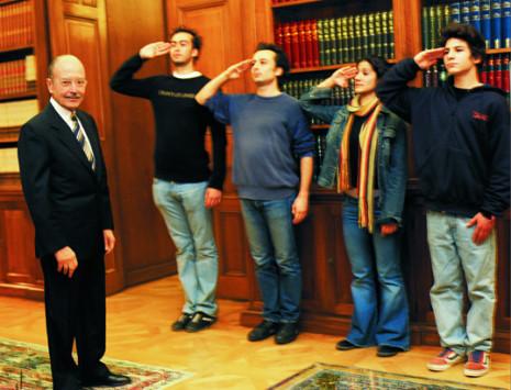 Κωστής Στεφανόπουλος: Η πιο ακομπλεξάριστη συνέντευξη  στους Schooligans
