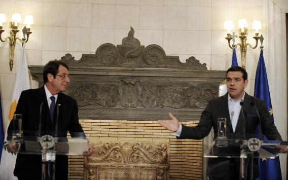 Το παίρνει πάνω του! Πρωτοβουλία Τσίπρα για λύση του Κυπριακού