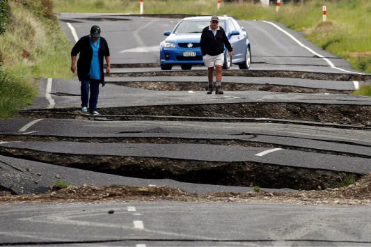 Σεισμός 6,3 και στη Νέα Ζηλανδία