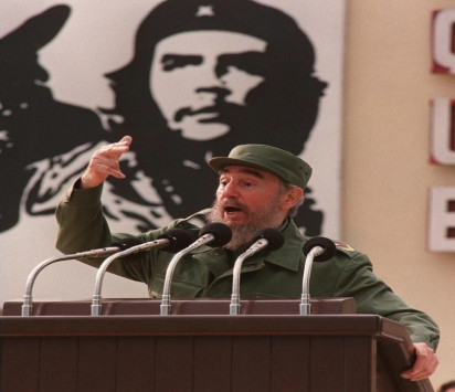 Adios Comandante... Πέθανε ο Φιντέλ Κάστρο, θρηνεί η Κούβα