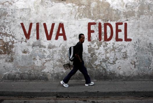 """Φιντέλ Κάστρο: """"Ήπιο"""" μήνυμα Ομπάμα, υβριστικός ο Τραμπ"""