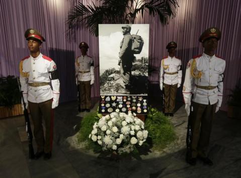 LIVE - Η Κούβα αποχαιρετά τον Φιντέλ Κάστρο - ΖΩΝΤΑΝΗ ΕΙΚΟΝΑ