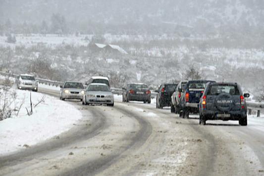 Καιρός: Χιόνια και -2 βαθμοί Κελσίου στα βόρεια την Τετάρτη!