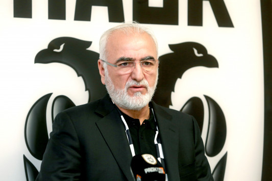 Σαββίδης: «Ντρέπομαι, δεν ξαναέρχομαι στην Τούμπα»