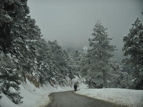Καιρός: Βαρύς χειμώνας σε όλη την Ελλάδα! ΧΑΡΤΕΣ με την εξέλιξη του χιονιά