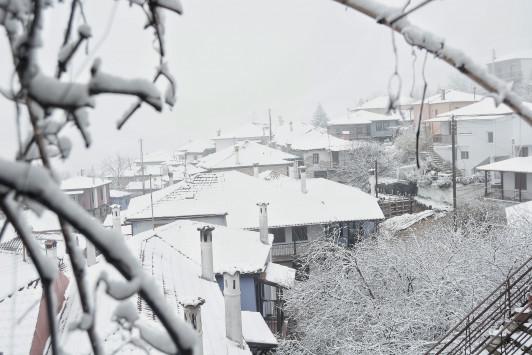 Καιρός: Θερμοκρασίες υπό το 0 και χιόνια την Πέμπτη