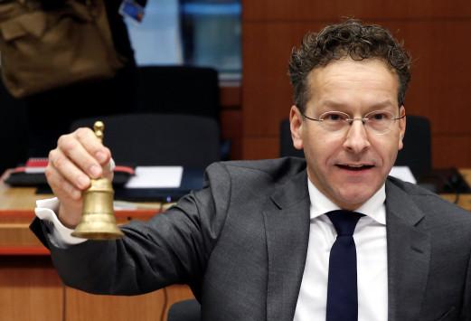 Eurogroup LIVE: Ώρα μηδέν για το χρέος! Πρόωρη `ταφόπλακα` από Σόιμπλε!