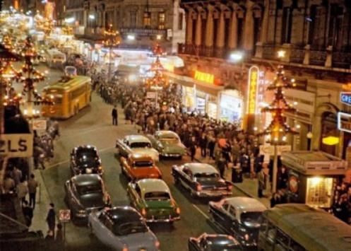 Η Αθήνα τα Χριστούγεννα, πριν από μισό αιώνα! [pics]