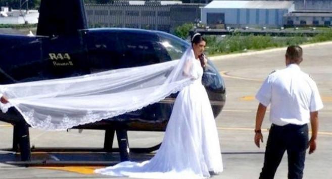 Ασύλληπτη τραγωδία! Σκοτώθηκε η νύφη πηγαίνοντας στην εκκλησία [pics, vid]