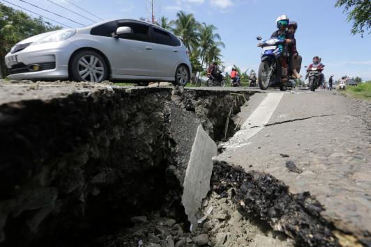 Νέος ισχυρός σεισμός στα Νησιά Σολομώντα