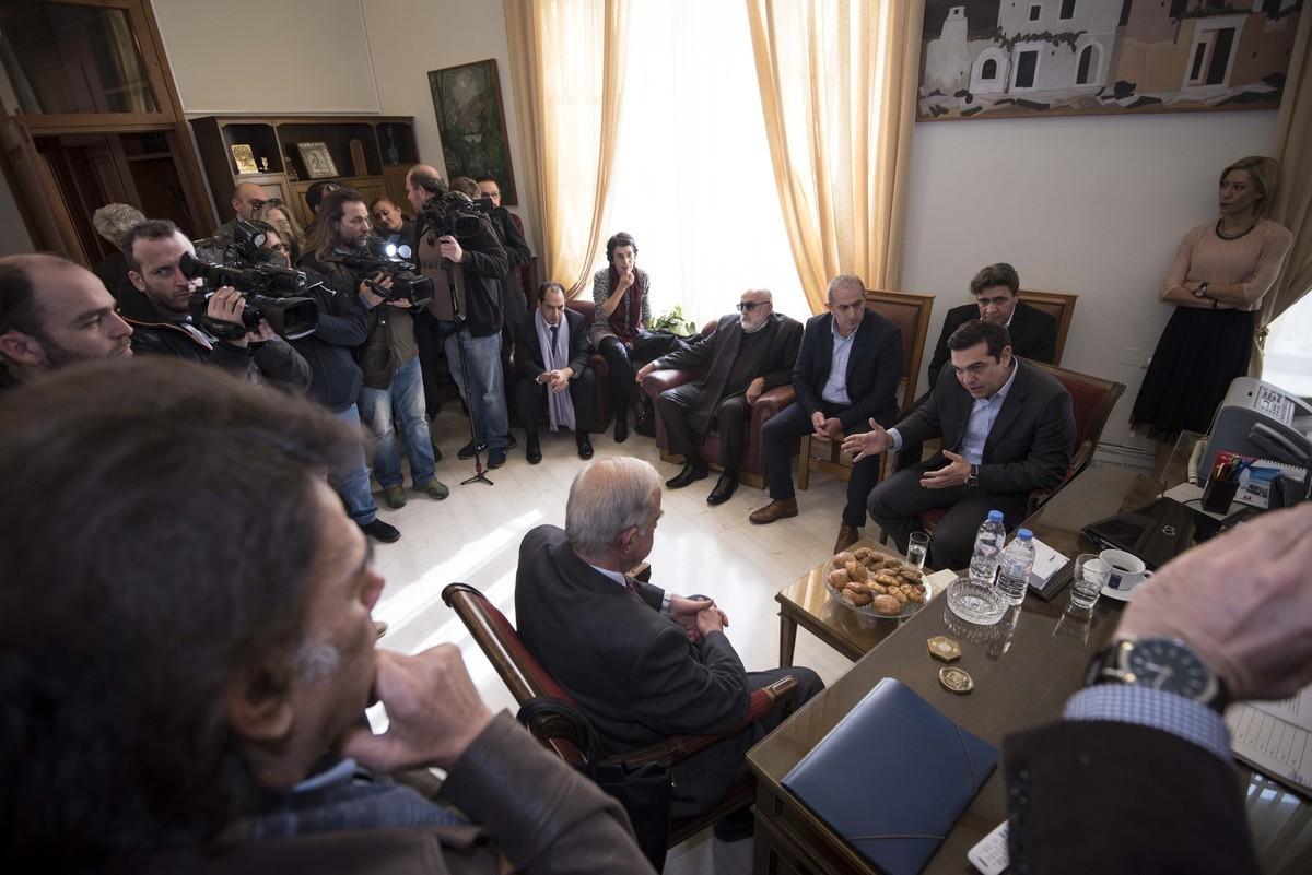 φωτο Γ.Τ. Πρωθυπουργού | Andrea Bonetti