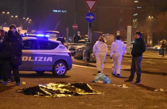Νεκρός ο μακελάρης στην Ιταλία: Άπειρος αλλά γενναίος ο αστυνομικός που τον σκότωσε